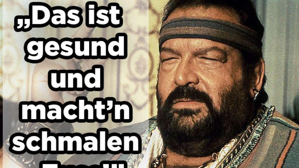 Bud Spencer Sprüche Deutsch