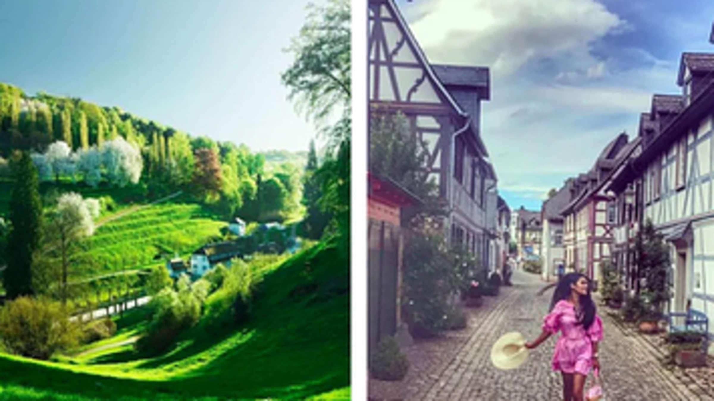 Die schönsten orte in hessen