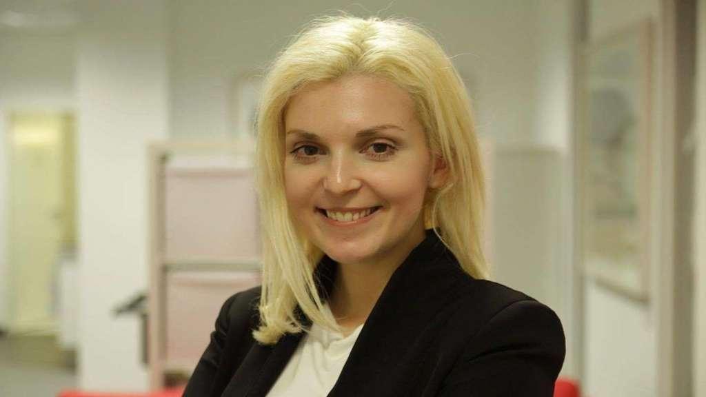 "Natalya Nepomnyashcha: ""Im Bildungsbereich gibt es zu wenig Personal."""