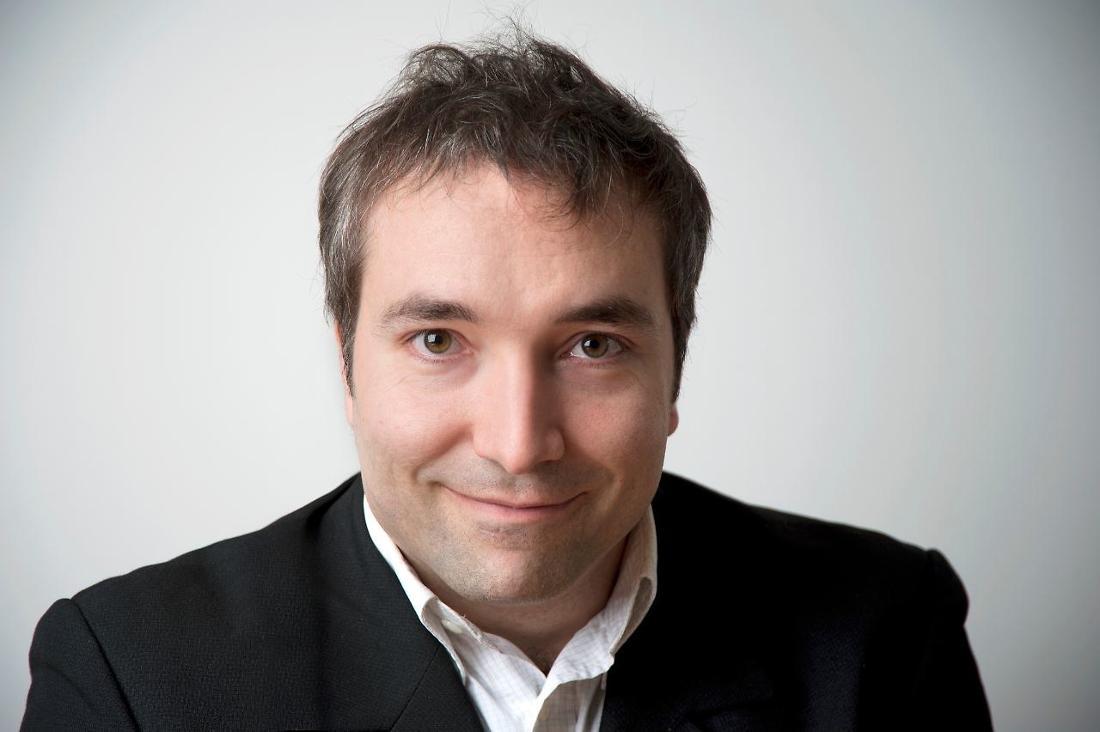Simon Hegelich von der TU München