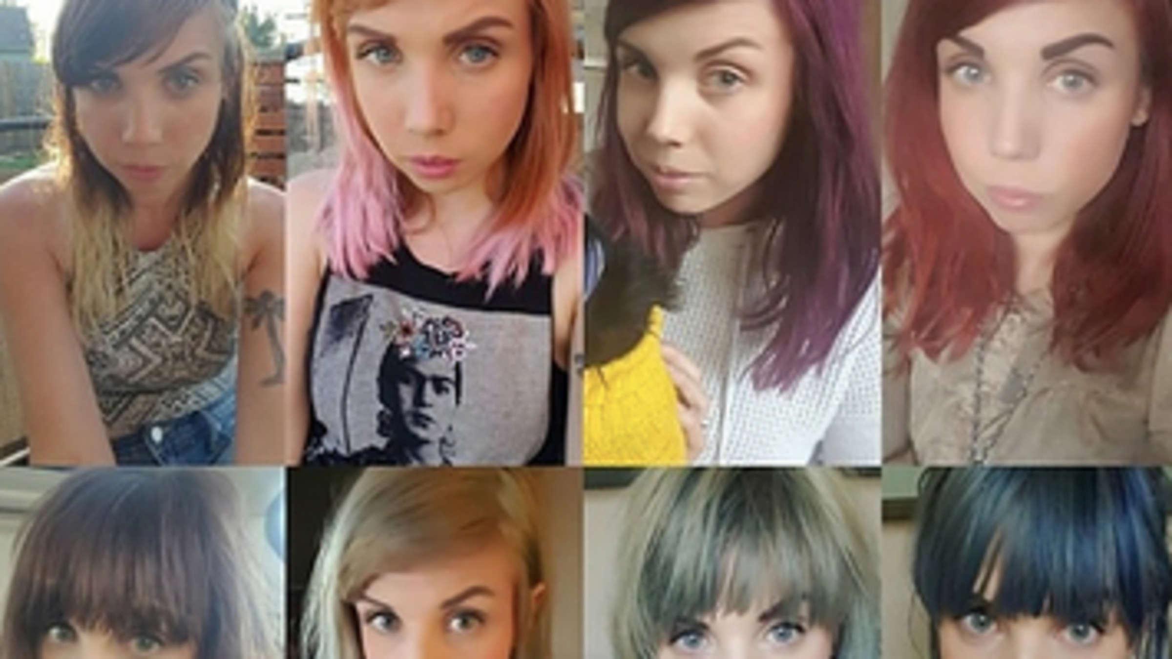 20 Vorher Nachher Bilder, die zeigen, wie viel eine neue Frisur ...