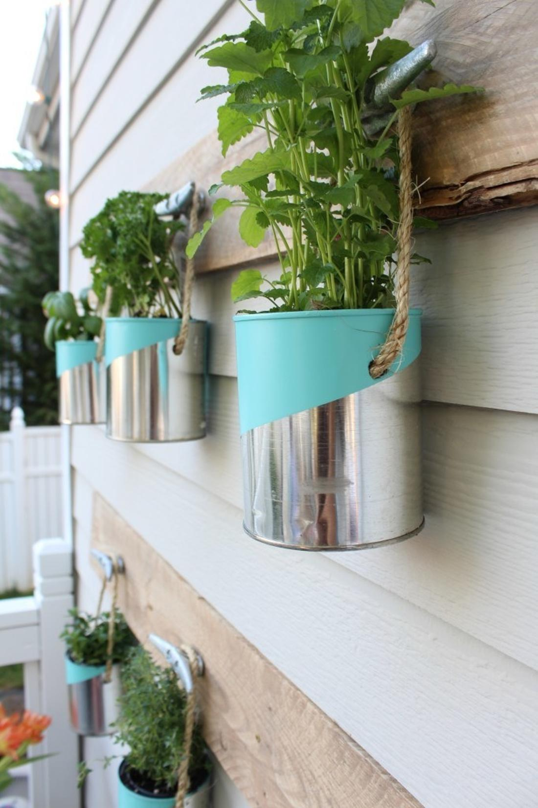 20 clevere Wege, einen Garten auf kleinem Raum anzulegen