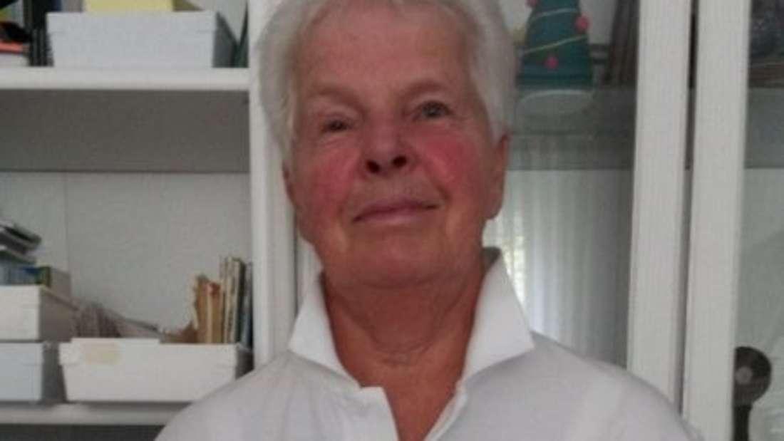 Hildegard Best, seit 18 Jahren Witwe des an Asbestfolgen gestorbenen Kaufmanns Heinrich Best.