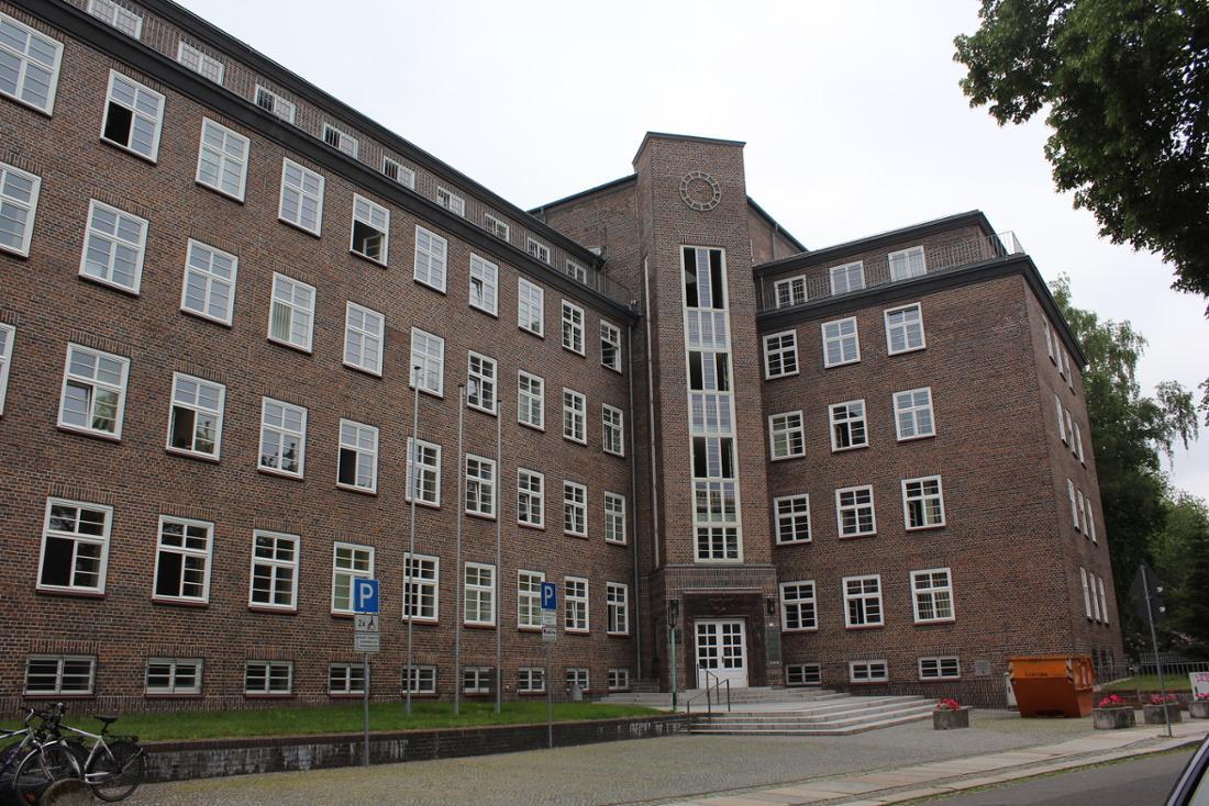 Das Landgericht Chemnitz