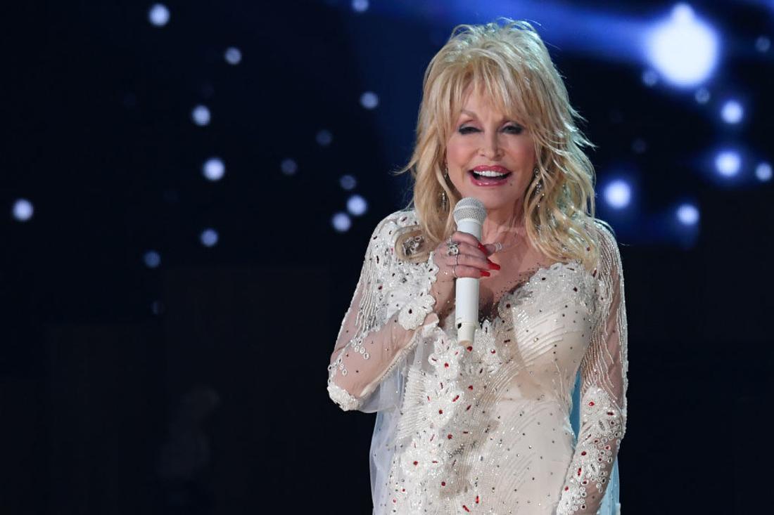 Die Flechte Japewiella dollypartoniana wächst in den Bergen von Tennessee, dem gleichen Ort, wo Dolly Parton aufgewachsen ist.