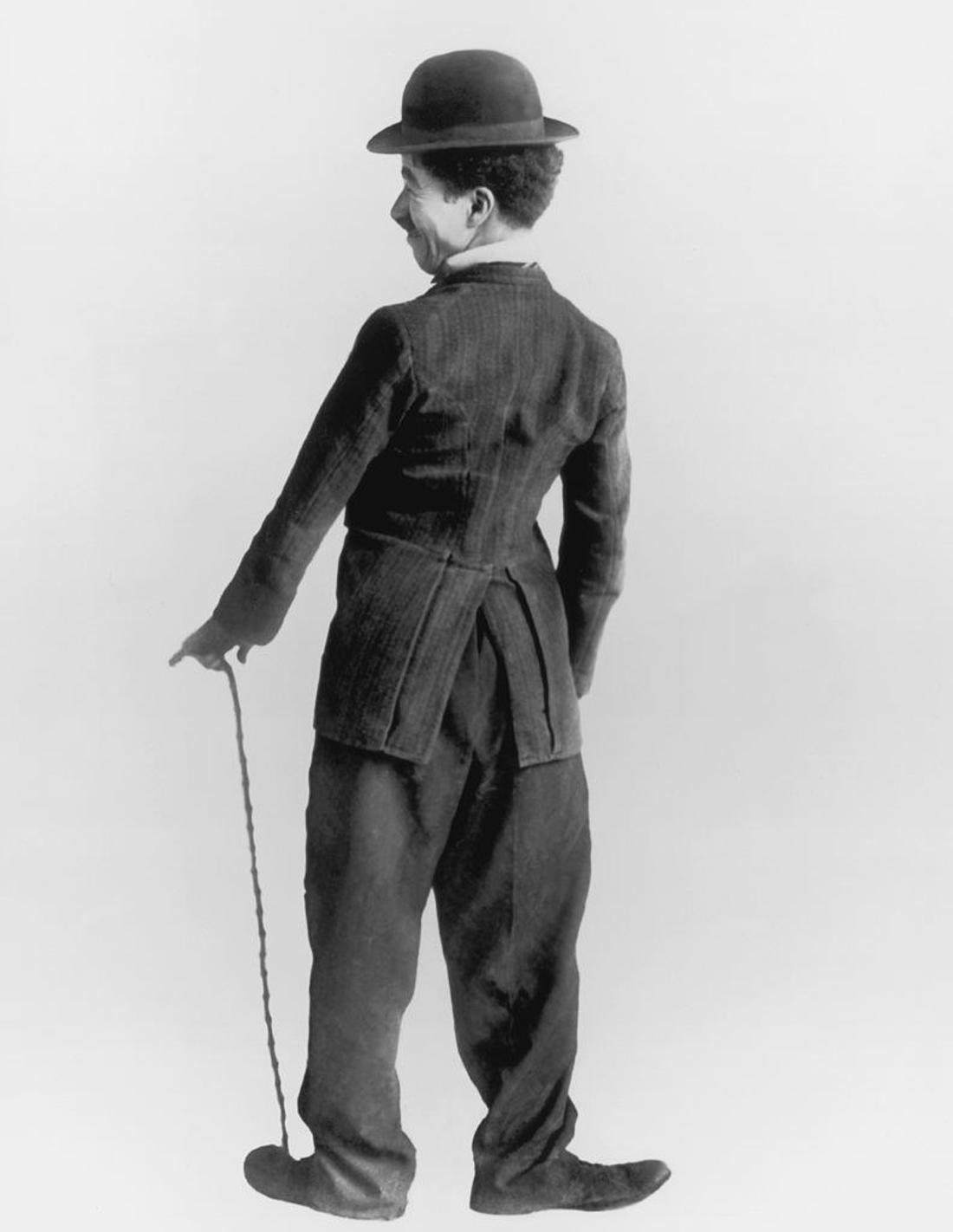 Campscinemus charliechaplini erhielt ihren Namen, da sich, wenn sie stirbt, ihre Beine säbelartig verkrümmen – in ähnlicher Weise, wie der Schauspieler stand.