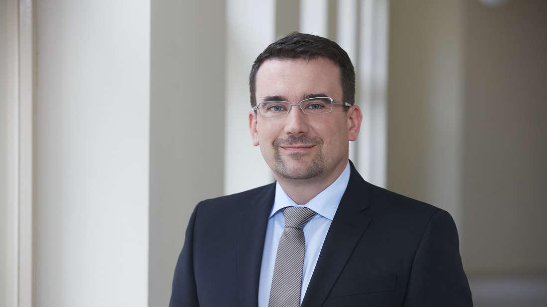 Alexander Fischer, Staatssekretär für Arbeit und Soziales.