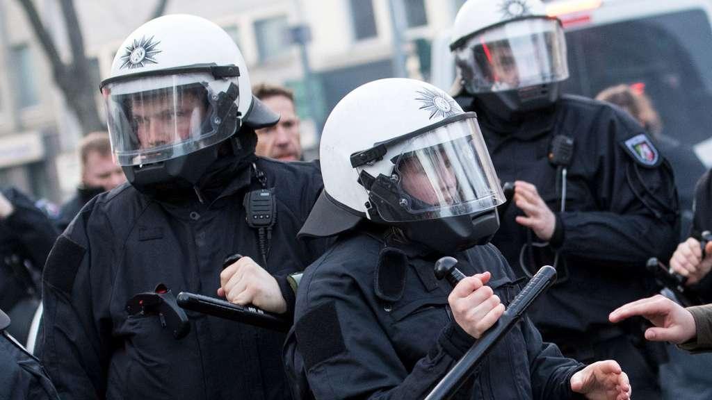 Polizeigewalt Hamburg