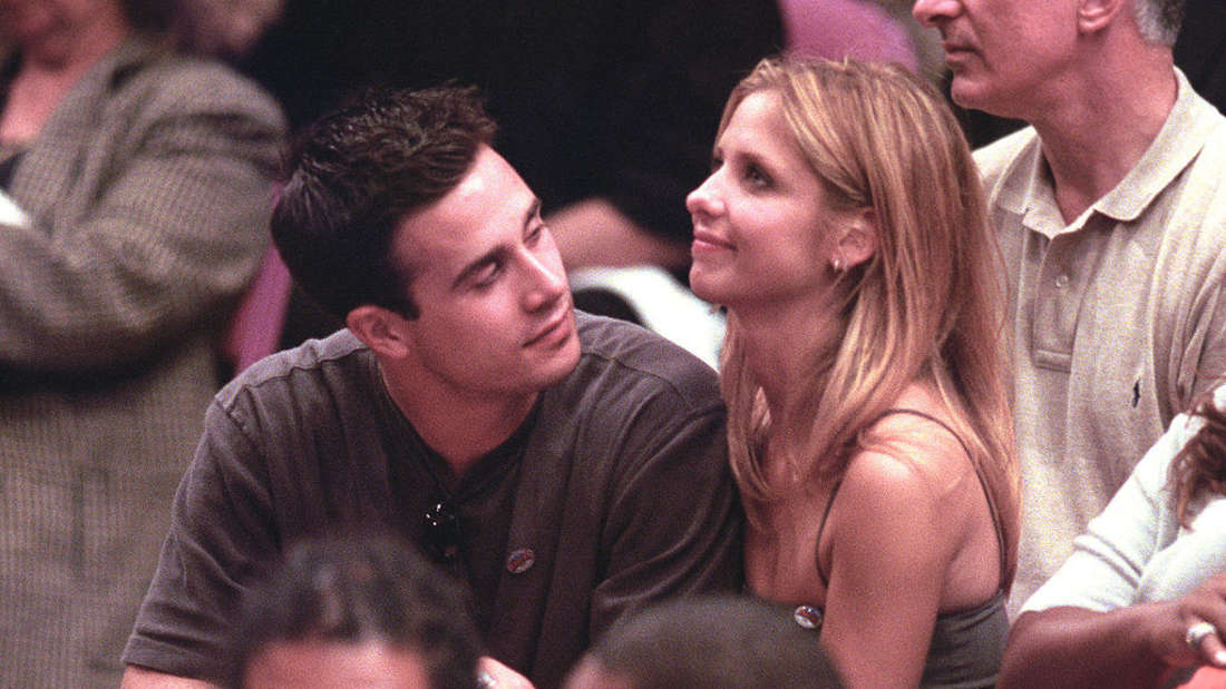 Freddie Prinze Jr. and Sarah Jessica Parker
