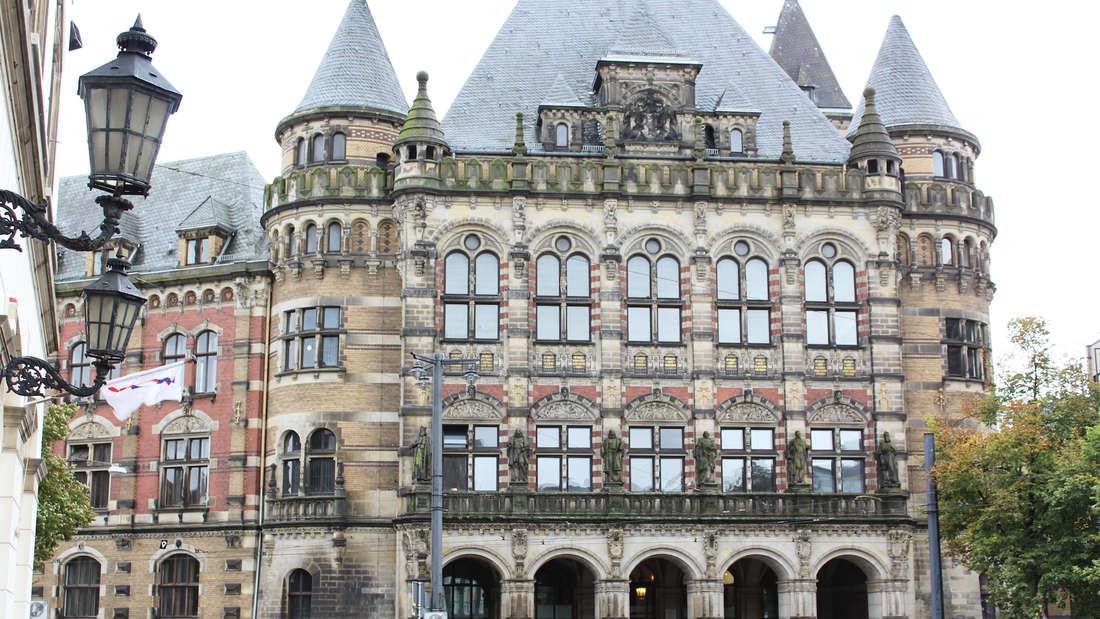 Das Landgericht in Bremen