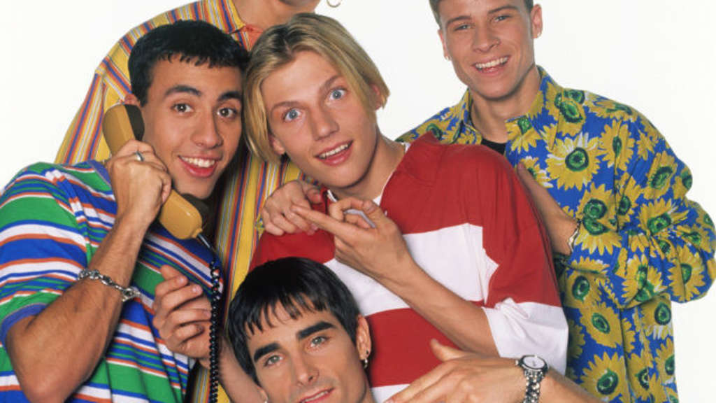 BSB freaking out over a phone