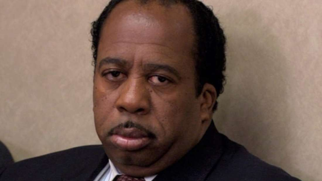 Stanley aus The Office