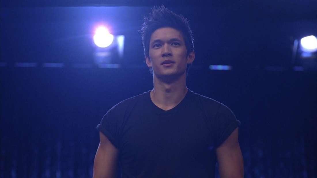 Mike Chang aus Glee