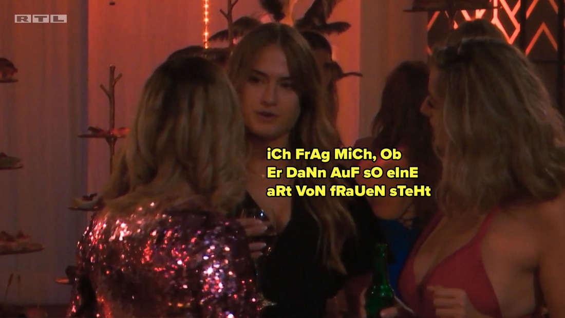 Mimi lästert über Michelle