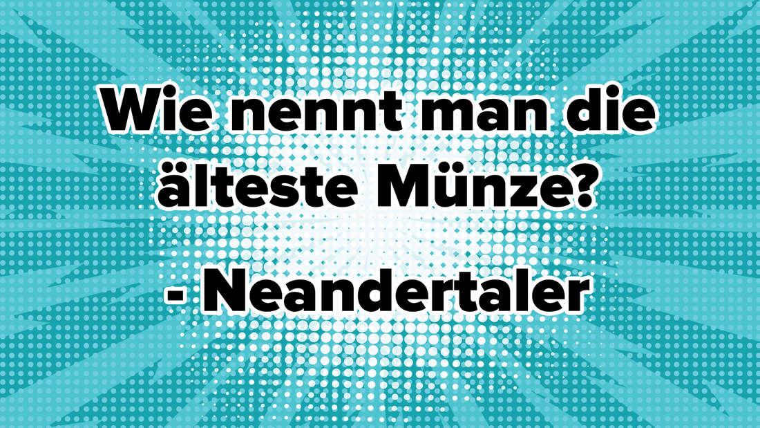 Wie nennt man die älteste Münze? - Neandertaler