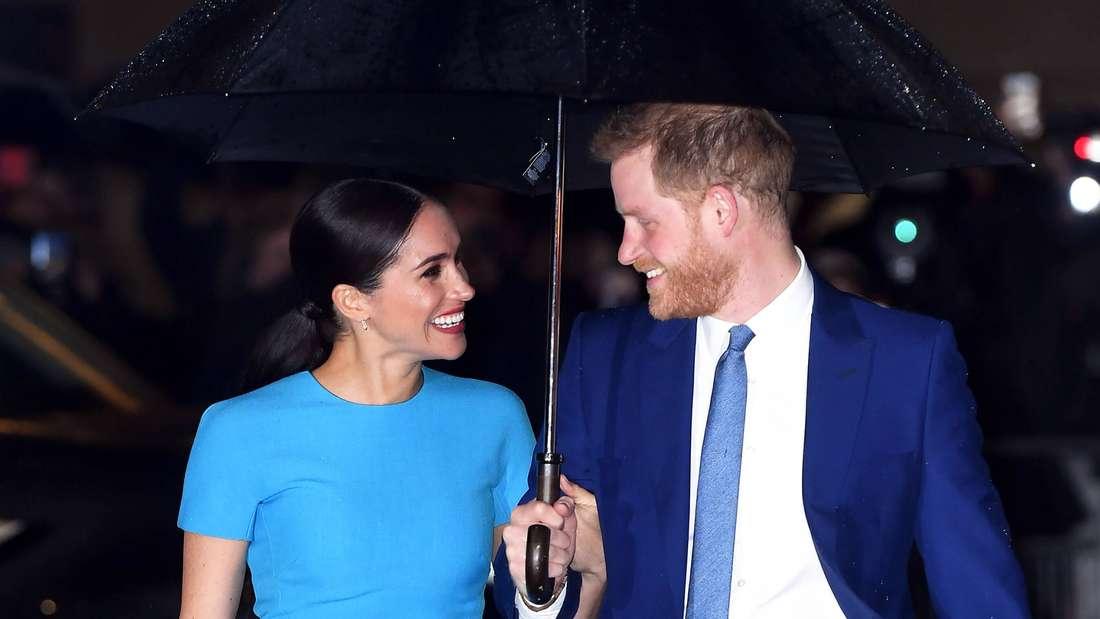 Meghan und Harry, Herzogin und Herzog von Sussex