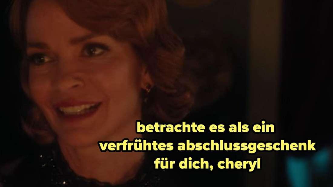 Cheryls Mutter hat für sie die ganze Familie ermordet