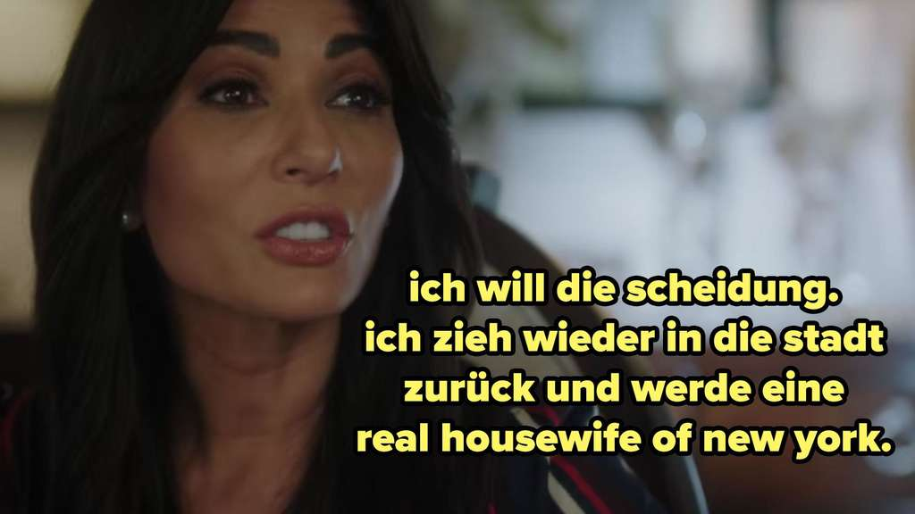 Hermione Lodge wird eine Real Housewife of New York.