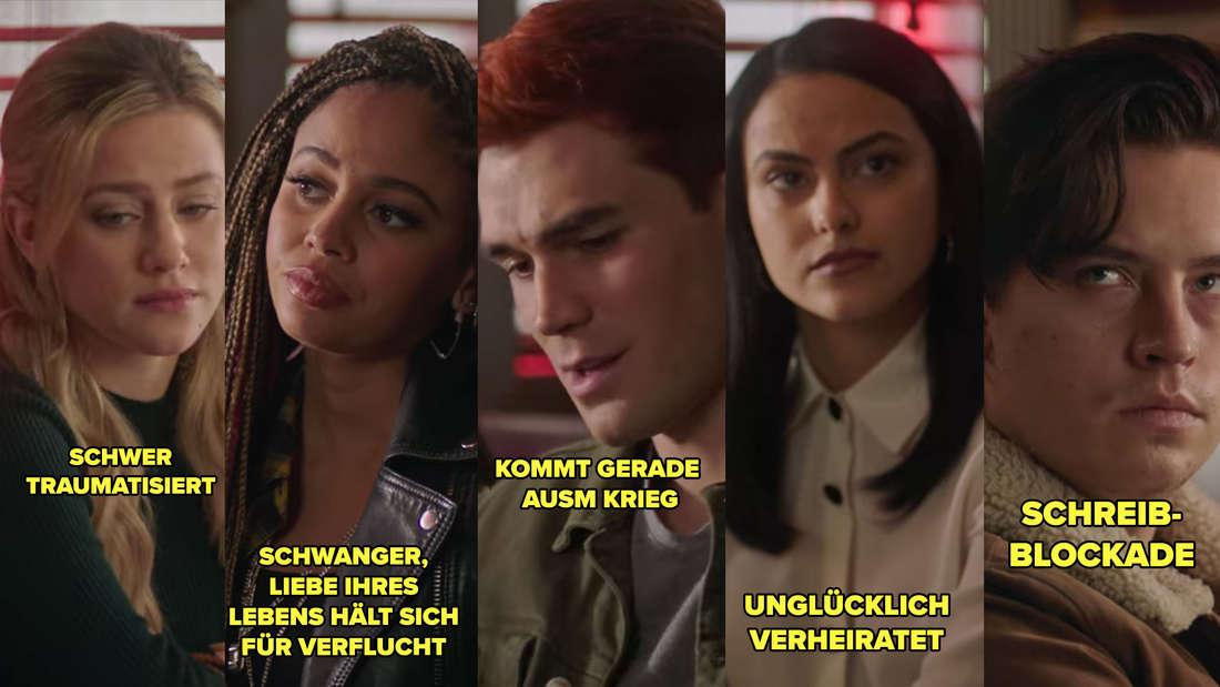 Es ist nun an Betty, Archie, Jug, Veronica und Toni Riverdale vor dem Verfall zu retten.