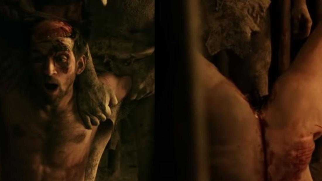 Szene aus Bone Tomahawk