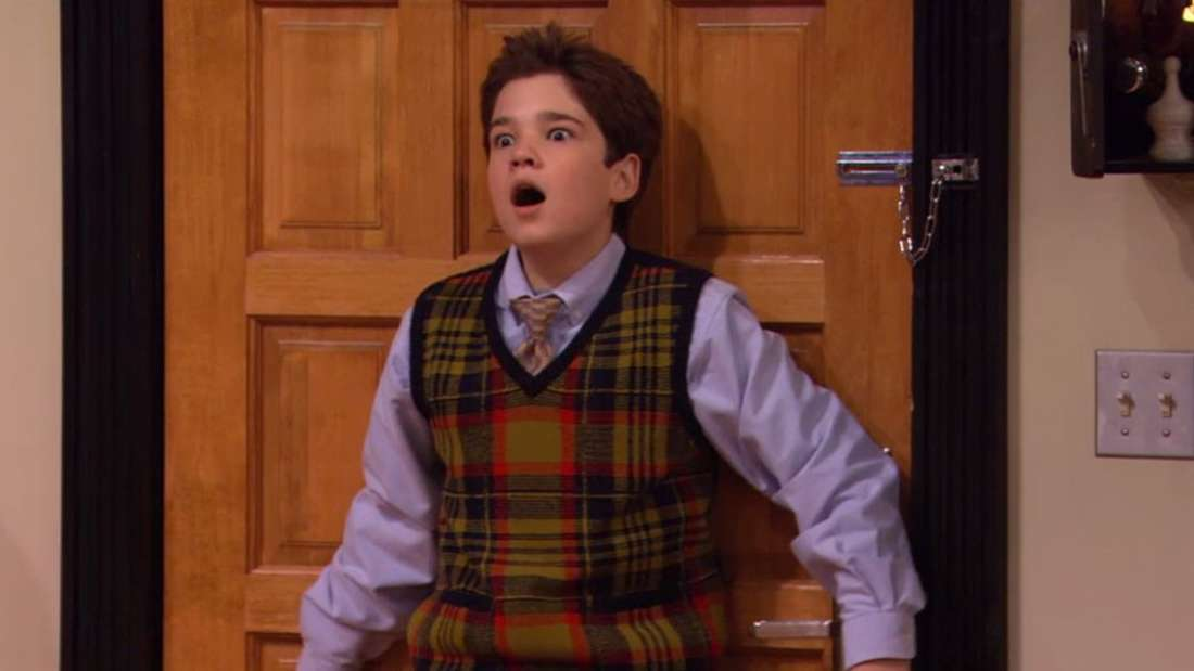 """Nathan Kress als Freddie in """"iCarly"""""""
