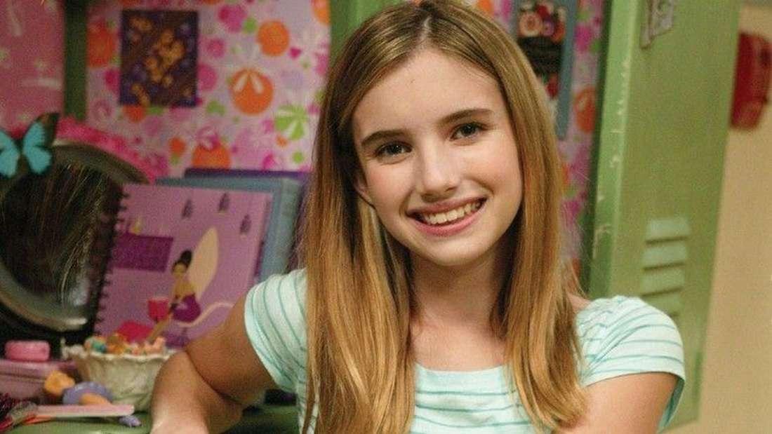 """Emma Roberts als Addie in """"Unfabulous"""""""