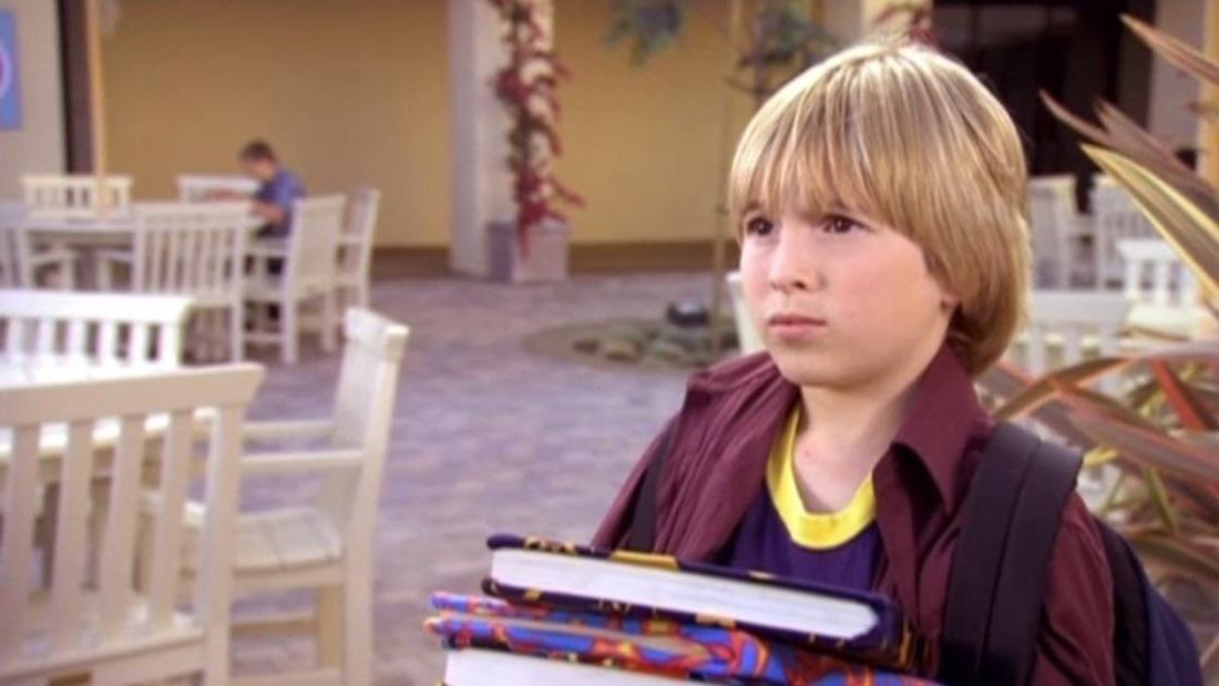 """Paul Butcher als Dustin in """"Zoey 101"""""""