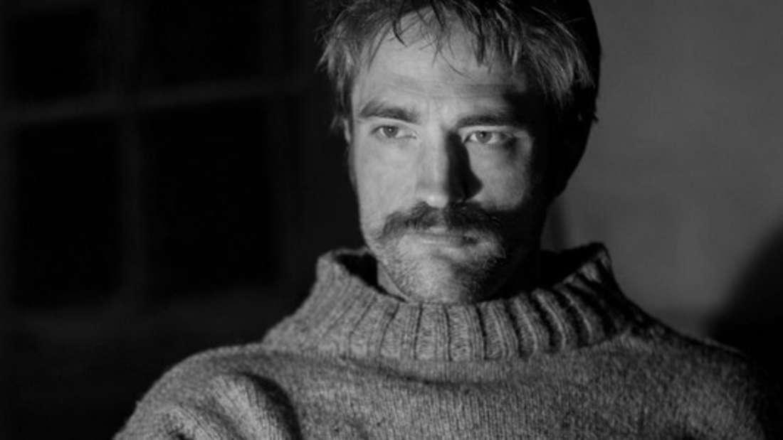 """Robert Pattinson in """"Der Leuchtturm"""""""