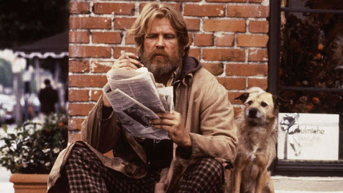 """Nick Nolte in """"Zoff in Beverly Hills"""""""