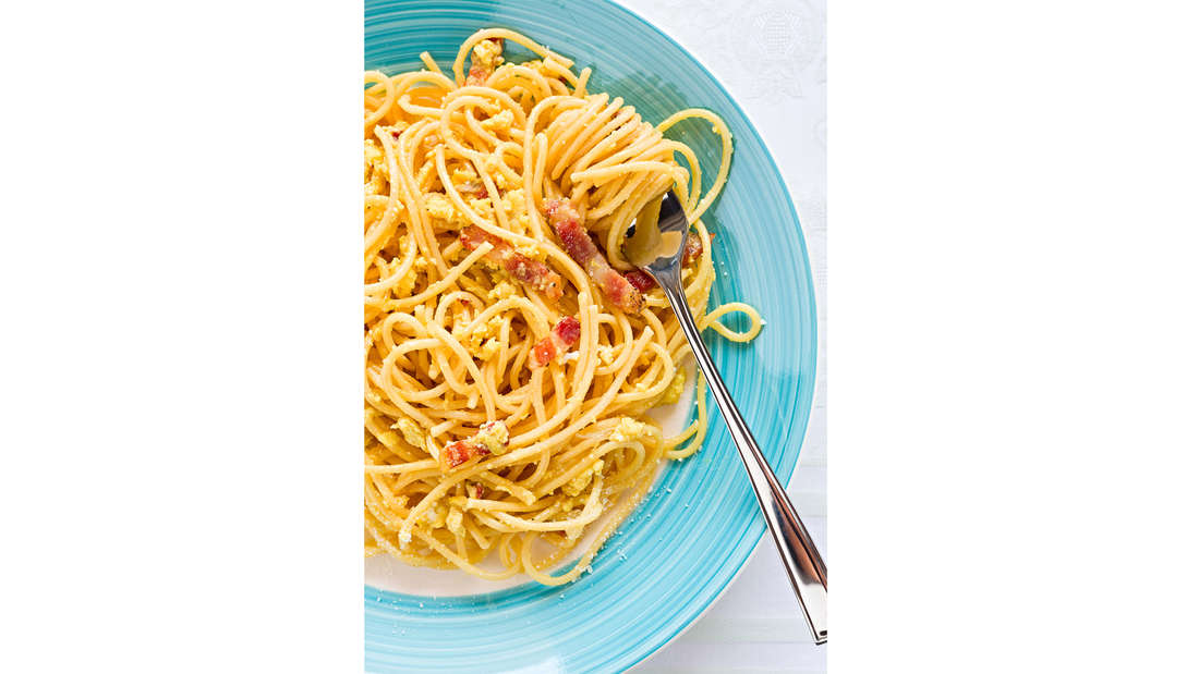 Ein Bild von Spaghetti