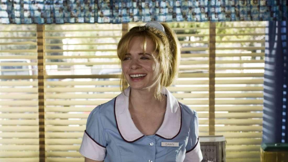 """Adrienne Shelly als Kellnerin in """"Waitress"""""""