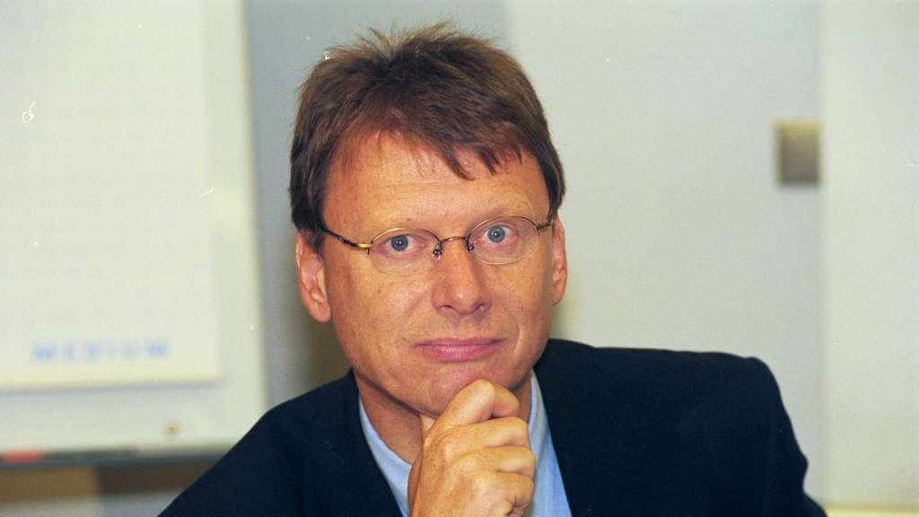 Hans-Ulrich Wittchen, zur Zeit der Aufnahme noch am Max-Planck-Institut für Psychiatrie.