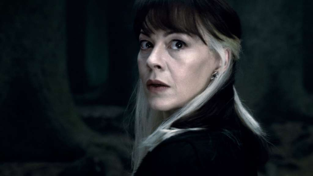 "Helen McCrory als Narcissa Malfoy in ""Harry Potter"""