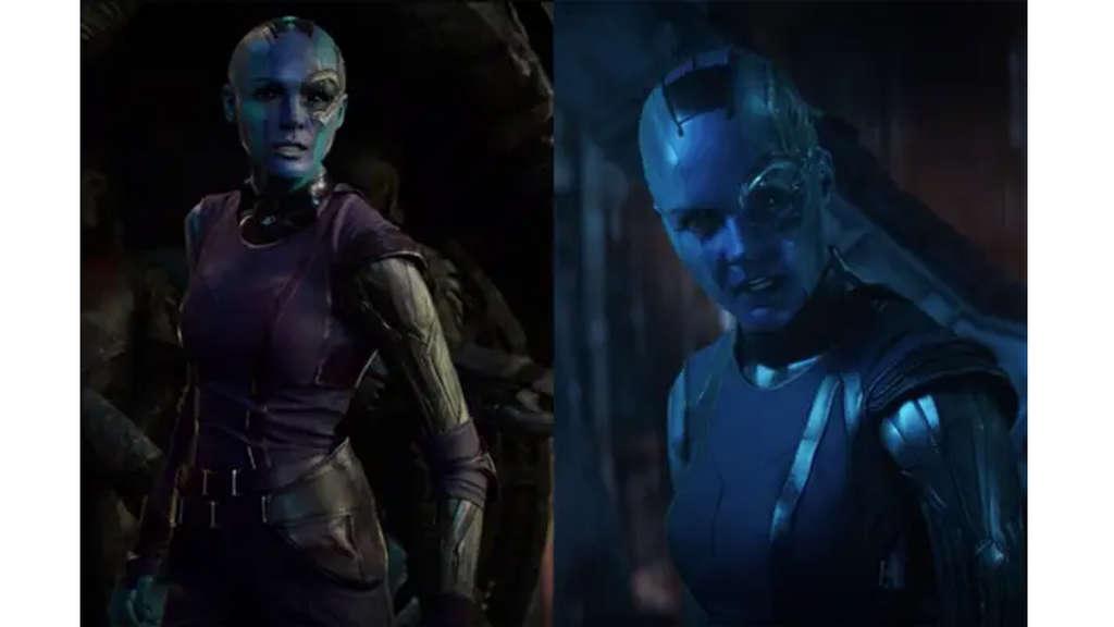 Karen Gillan als Nebula
