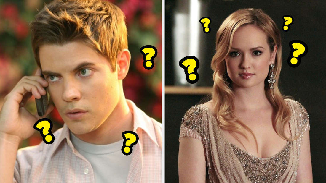 """Sean in """"90210"""" und Ivy in """"Gossip Girl"""""""