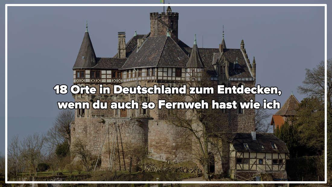 Schloss Berlepsch in Hessen