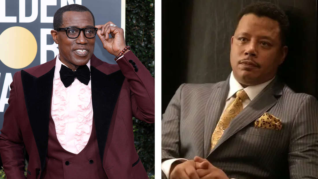 Wesley Snipes und Terrence Howard als Lucious Lyons
