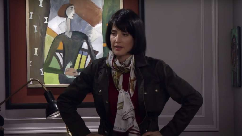 "Colbie Smulders in ""How I Met Your Mother"""