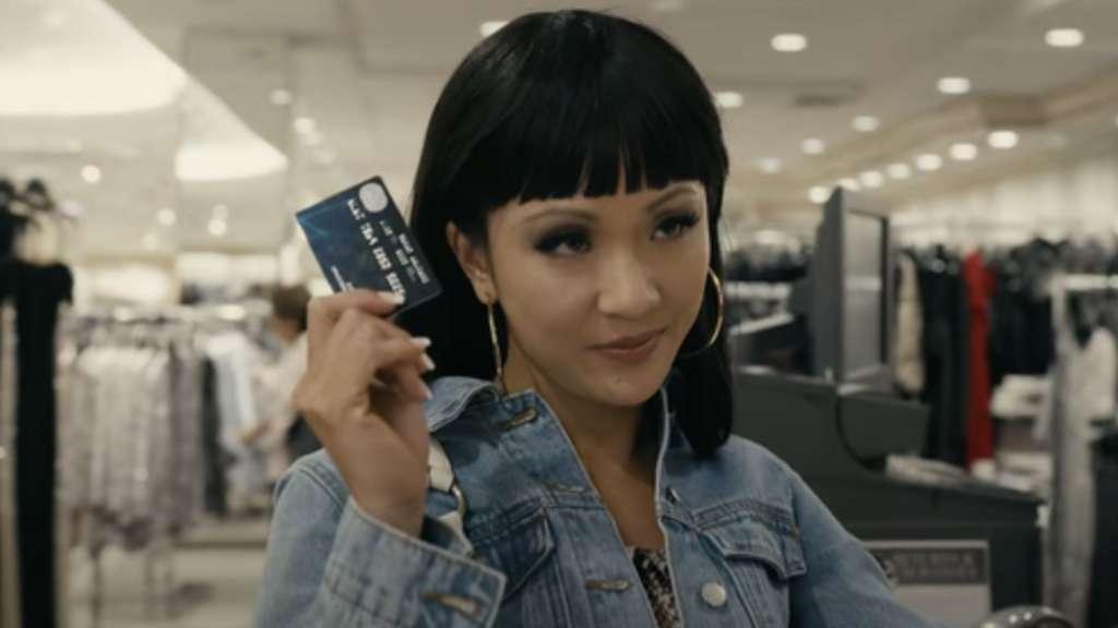 "Constance Wu in ""Hustlers"""
