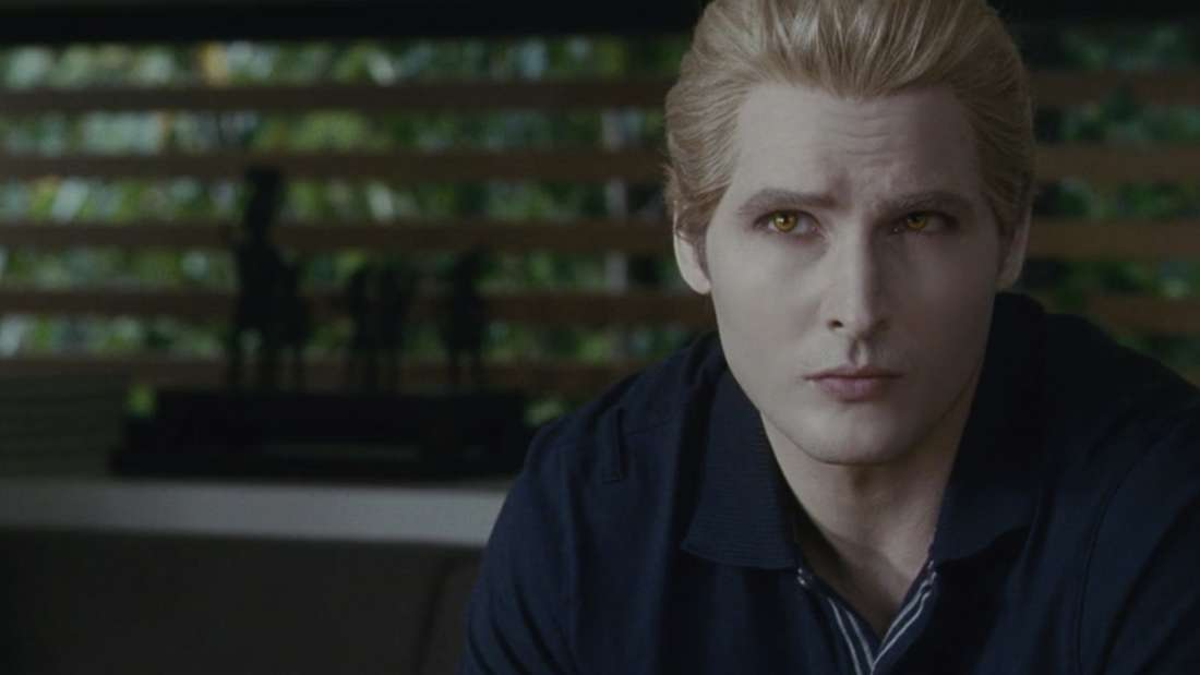 "Peter Facinelli in ""Twilight"""
