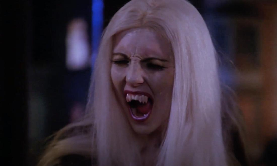 "Dorenda Moore in ""Charmed"""