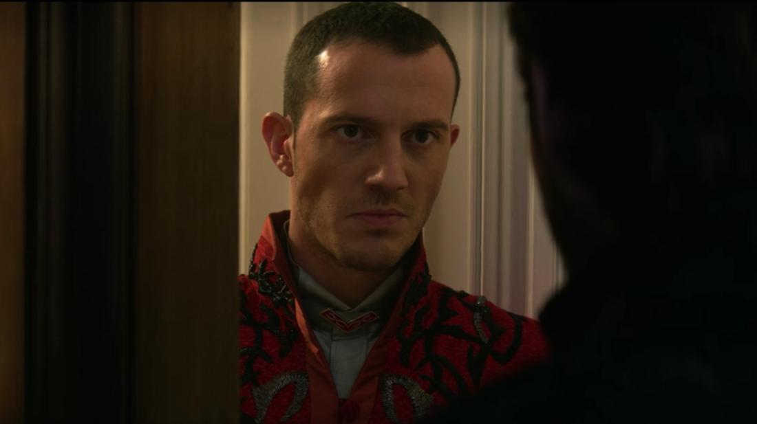 Ivan klopft bei Kirigan an die Tür