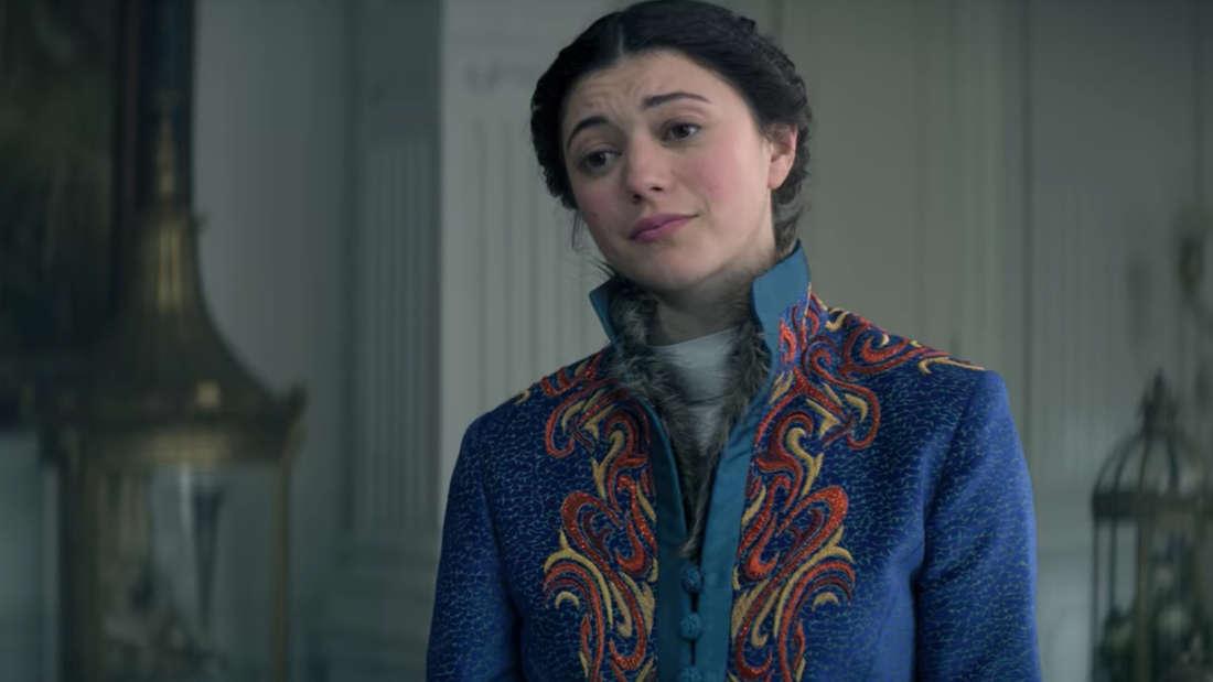 Jasmine Blackborow als Marie