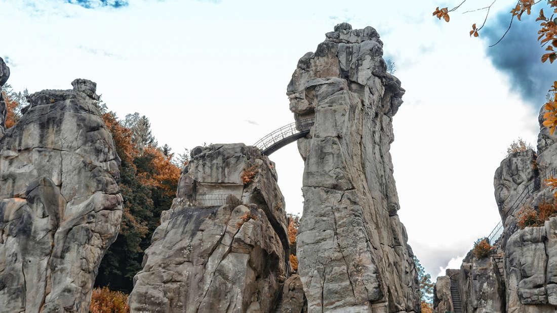 Externsteine in Nordrhein-Westfalen