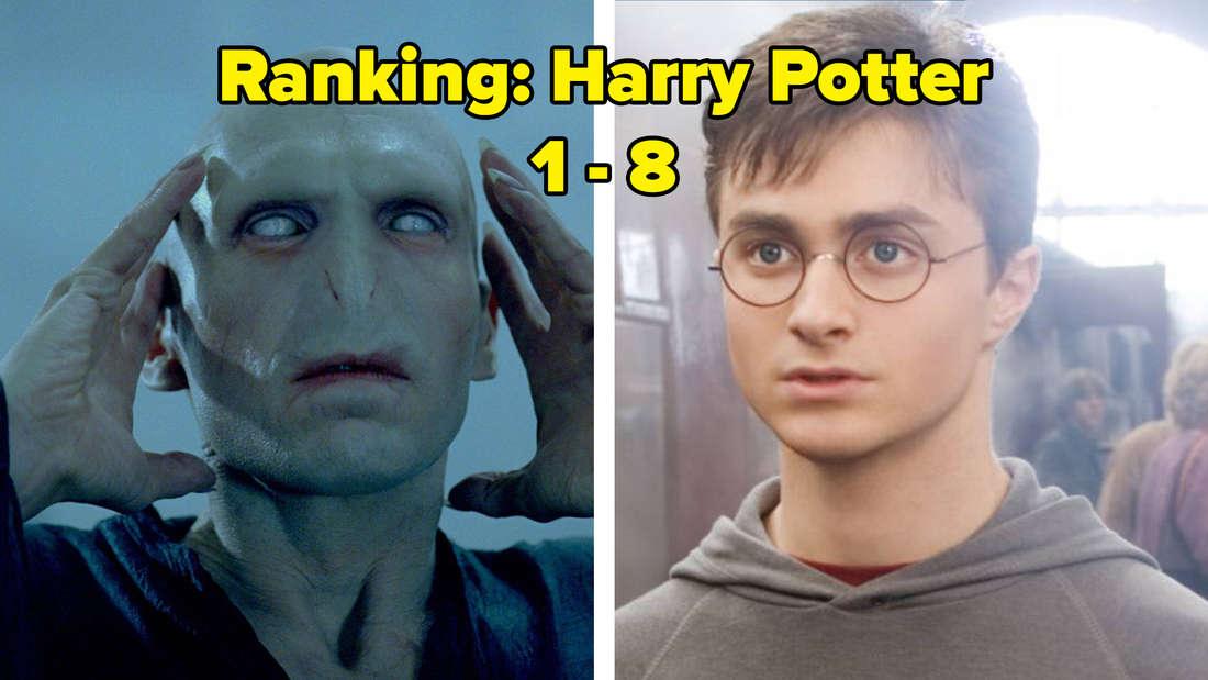 Lord Voldemort und Harry Potter