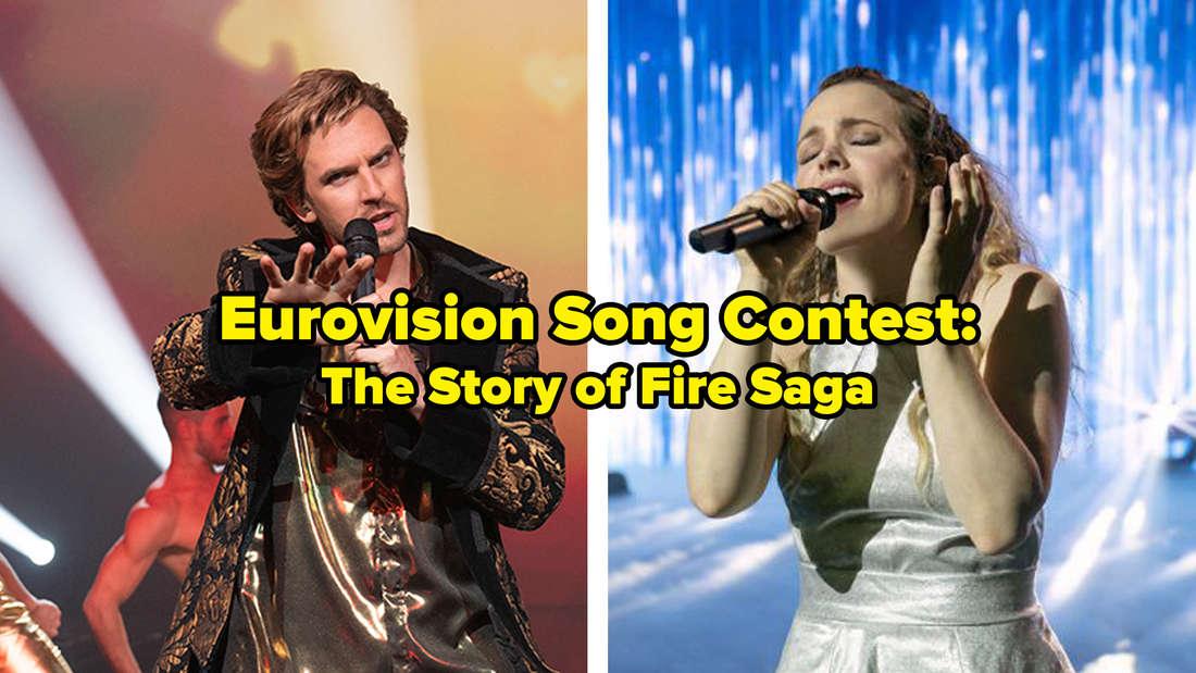 "Zwei Kandidaten des ESC in Netflix' ""Eurovision Song Contest: The Story of Fire Saga"""
