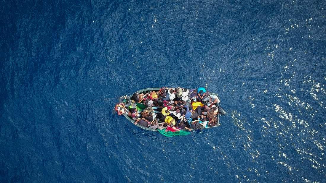 Frontex: Rund 180 Geflüchtete ertranken trotz Überwachung aus der Luft