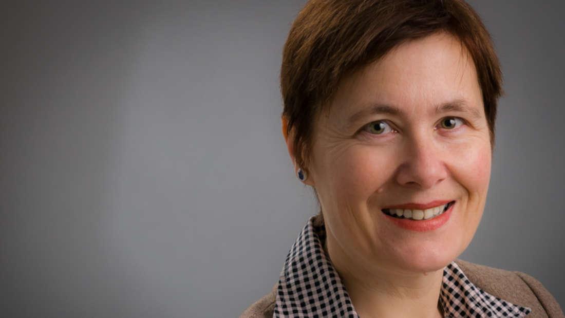 Eva Kocher Portrait