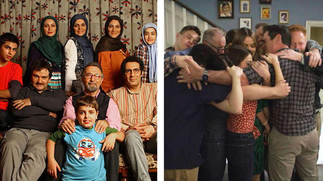 """Die iranische Adaption """"Haft Sang"""" vs. dem Original """"Modern Family: Beide Familien im Vergleich"""