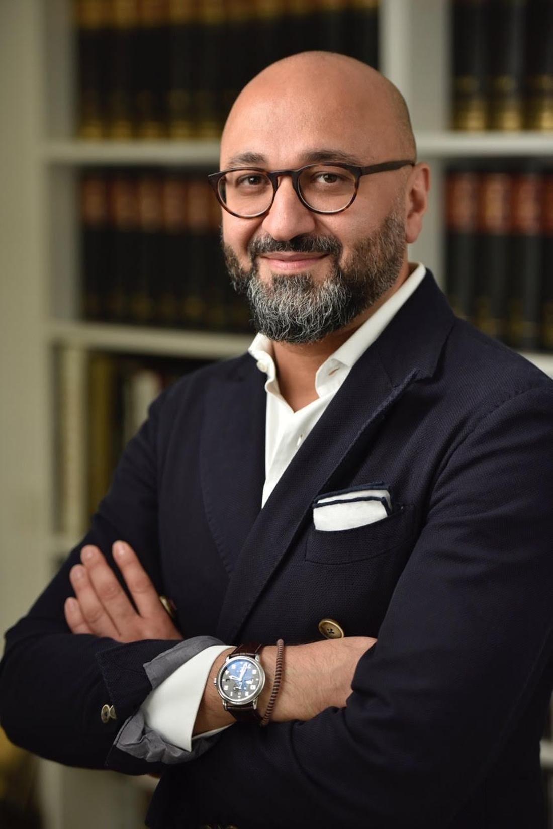 Pedram Emami Präsident Hamburger Ärztekammer